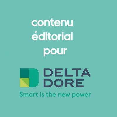Delta dore client de l'agence digitale tokster