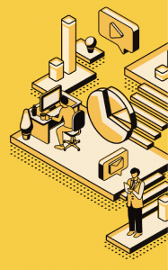 agence digital tokster illustration