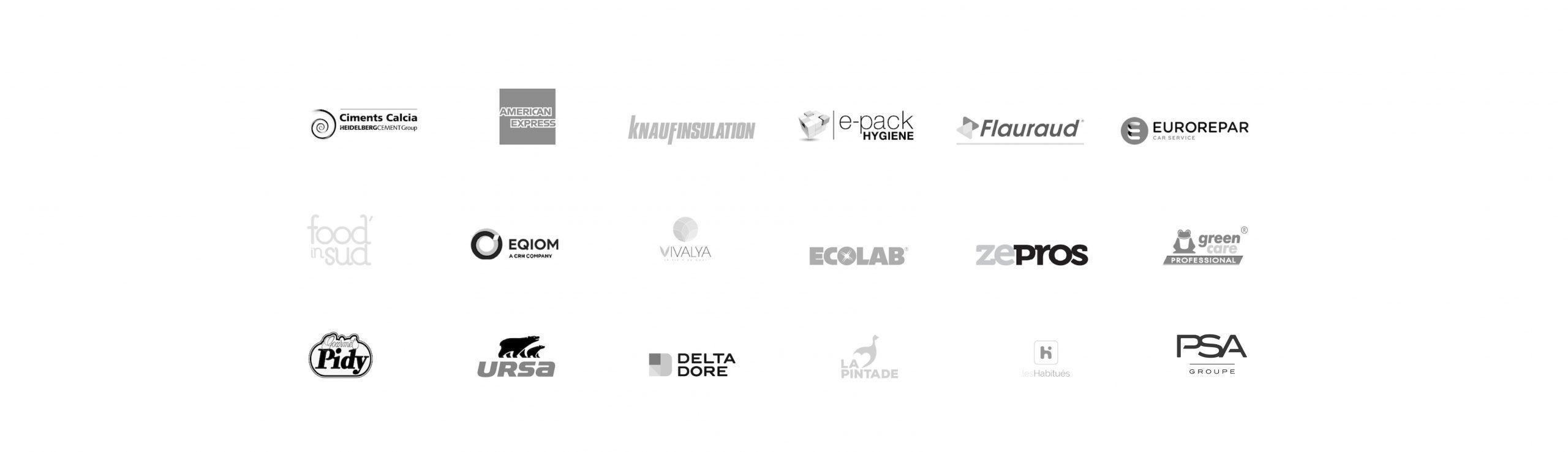 les clients de l'agence digital tokster